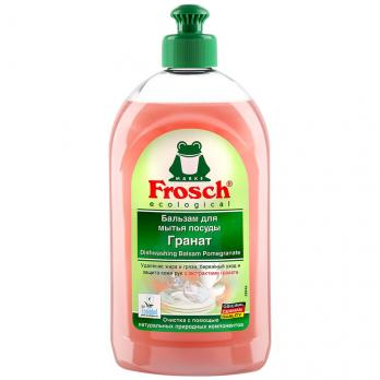 Frosch Бальзам для мытья посуды Гранат 500 мл